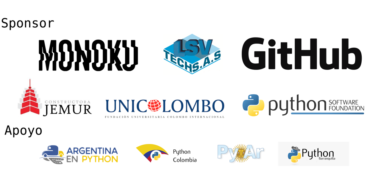 sponsors django girls cartagena